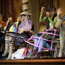 Primadonna Stonatrilla – L'Opera Seria